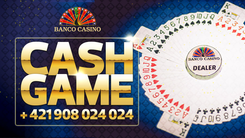 Cash Game každý deň!