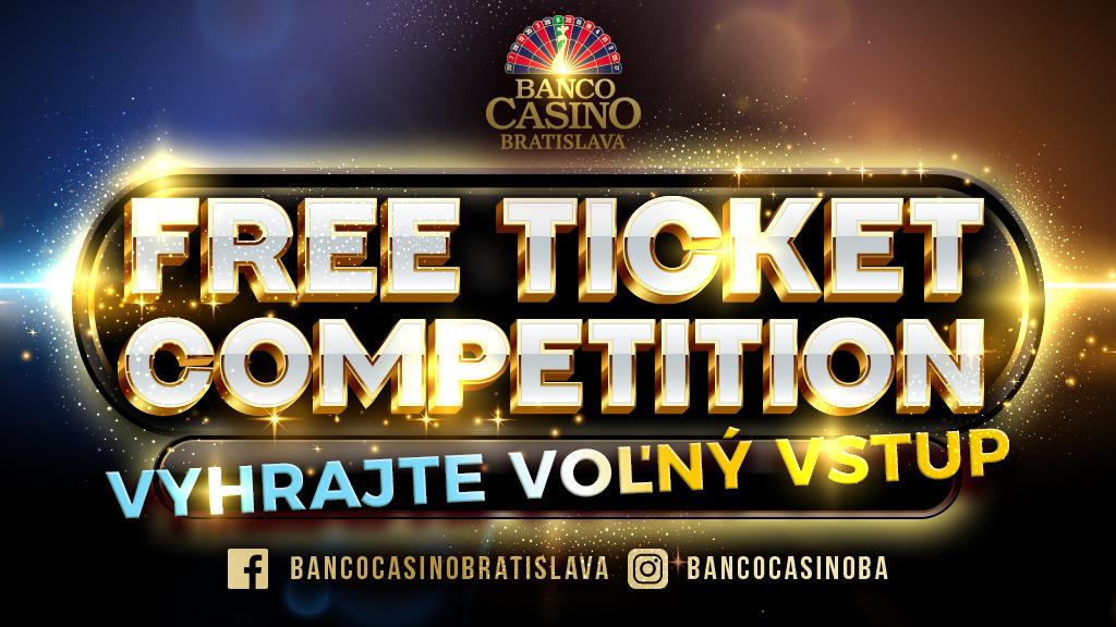 Súťaže o voľné vstupy do turnajov!