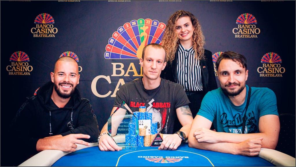 Vojto Novanský triumphierte nach 3-Way Deal bei BCGS Warm Up Weekend € 30,000 GTD!