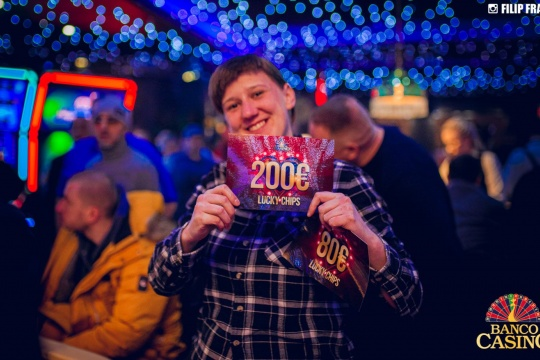 Valentines Twenty Grand 20,000€ GTD (14.2.2020)