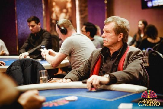Banco Casino Poker Open 25,000€ GTD (7.3.2020)